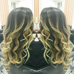 Blond #hair #hairstyle #blond #blondhair #loirodossonhos #redken #tratamento #ondaspoderosas