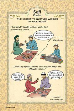 The Secret to Nurture Wisdom in your Heart