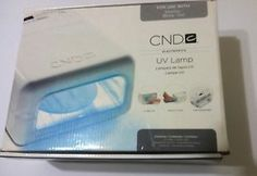 CND UV Light/Lamp for Gel Manicures and Pedicures