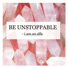 It's a new week for you to be UNSTOPPABLE! A new week to let nobody or nothing get in the way of your grind! . . . . . . . . #motivation #motivationalquotes #inspo #inspirationalquotes #inspiration #quote #determination #perseverence #persistence #journey #mindset #growth