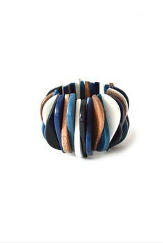 Original designer bracelet | Trendy jewelry | Shopping in Barcelona | Handmade jewelry. Wooden design Ernesto de Barcelona
