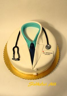 161 Best DOCTOR CAKE Images