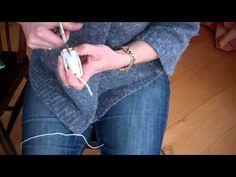 ▶ Making Poms Poms with the Clover Pom Pom Maker - YouTube