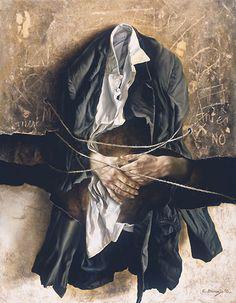 obras realizadas por el pintor Eduardo Naranjo via http://seb098.blogspot.com