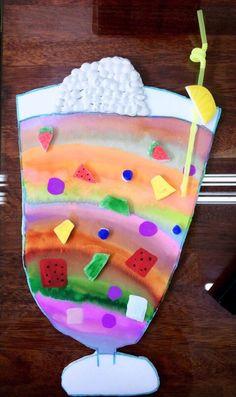 초6 초6 초4 초3 초3 초2 초4 초3 초4 초3 파르페!!!! 뭐 그냥 척척척 잘해내는 우리 꼬맹이들~~~~!!!^^ 최... Diy And Crafts, Crafts For Kids, Arts And Crafts, Teaching Subtraction, Baby Sister, Art Lesson Plans, Painting For Kids, Art Lessons, Cute Kids