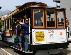For visitors (and act like a tourist days)-- Ten Things Not to Do in San Francisco : Condé Nast Traveler