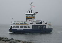 Take a ride on the Ferry between Halifax and Dartmouth. Photo by Jean Dyer