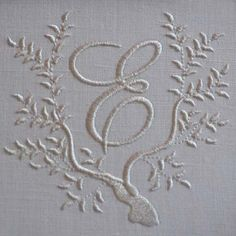 Alphabet heirloom machine embroidery designs instant download