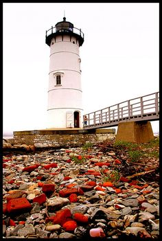 Portsmouth Harbor Lighthouse, New Castle, New Hampshire | by aybee27