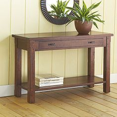 Madera Console Table   Living Room Furniture  Furniture   World Market