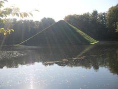 Wasserpyramide aus Cottbus www.kosmometrie.net