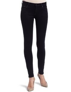 7 For All Mankind Women's Gwenevere Classic Skinny Jean in Black Cast Rosalie Ann, Black Cast Rosalie Ann, 30 buy at http://www.amazon.com/dp/B005LC5P3O/?tag=bh67-20