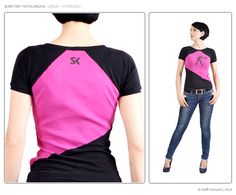 shirt, stoffmix, bio stoffe, jersey, interlock, serbski konsum motiv, fashion