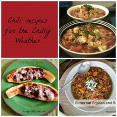 Chili-A Great Dish for the Chilly Weather - Naturally Persnickety Mom