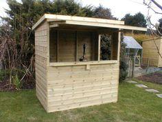 Garden Bar Locker 1
