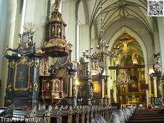Oldest #Church in #Europe St. Nicholas in #Gdansk