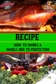 Get high-level advanced tips and techniques on how to smoke a whole hog to perfection from Lori Frazee A. Smoked Boston Butt Recipe, Smoked Pork Belly Recipe, Smoked Pork Ribs, Pork Belly Recipes, Steak Recipes, Picnic Roast, Smoked Pork Shoulder, Pig Roast