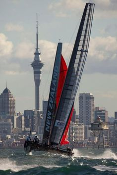 America's Cup, New Zealand