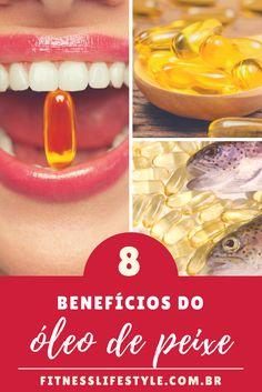 8 Benefícios do óleo de peixe - O óleo de peixe ganhou muita fama graças a sua enorme lista de benefícios para a saúde. Seu poder deve-se ao ômega 3, um...