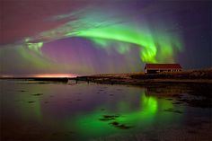 Iceland...wanna see the northern lights so bad!!