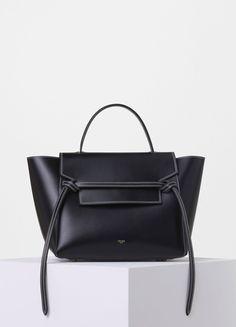 Mini Belt Bag in Double Stitching Calfskin - セリーヌについて