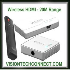 HDMI Wireless 20m TC2-HDMIW20 3223893 Audio Visual Installation, Display Screen, Plates On Wall, Usb Flash Drive, Usb Drive