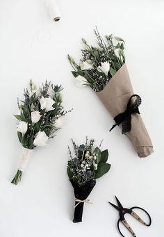 Bouquets. @thecoveteur