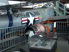 Historic aircraft display in East Farmingdale Long Island.  http://www.brucebednarski.com