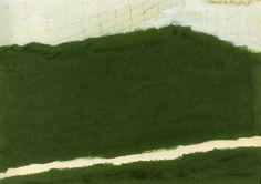 Belgian painter, Raoul De Keyser