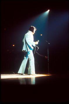 Elvis Performances from 1972 Madison Square Garden