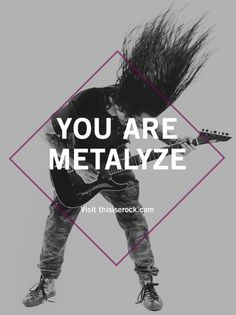 About Us | Metalyze | Shred On