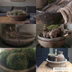 Decoreren met houten bakken