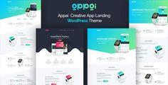 Appai App Landing #WordPress #Theme - Software Technology