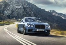 Official: 2017 Bentley Flying Spur W12 S with 635hp