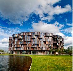 ørestad, Copenhagen, Denmark: Tietgen Dormitory II