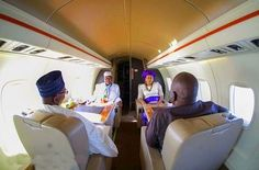 List of Private Jet Owners In Nigeria - Nigeria Camera