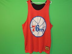 #NBA #BIGMAN #76ers #Sixers #Red #Jersey #Mens