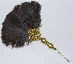 Sapphire & Sage - Renaissance & Medieval Feather Fans Collection