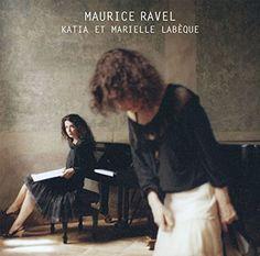 Katia Et Marielle Labeque - Rhapsodie Espagnole/Pavane Pour Une