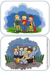 bu10 Boy Illustration, Anti Bullying, Preschool Activities, Blog, Fictional Characters, Poster, Kindergarten Activities, Blogging, Fantasy Characters