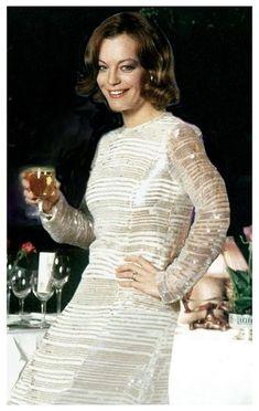 Romy Schneider, Sarah Biasini, Ellen Burstyn, Dresses With Sleeves, Sissi, Portrait, Long Sleeve, Image Search, Eyes