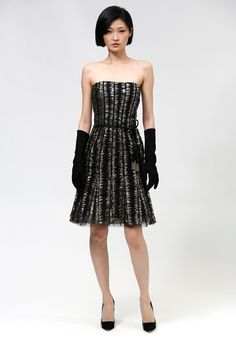 Dennis Basso - Pre-Fall 2014 - Look 11 of 26