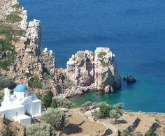 Sifnos, next summer ! Greece Travel, Greek Islands, Deep Blue, Mount Rushmore, Birth, Beautiful Places, Paradise, Scenery, Photos