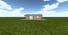 Cool 3D #marketing http://ift.tt/2nAwfpu #barn #workshop #greenhouse #garage #roofing #DIY