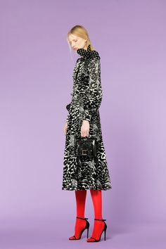 Andrew Gn Pre-Fall 2018 Fashion Show Collection