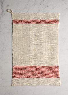 Retrohåndklæder i vævestrik   Strikkeglad.dk Knitted Doll Patterns, Dishcloth Knitting Patterns, Knit Dishcloth, Knitted Dolls, Knitting Stitches, Cloth Patterns, Crochet Patterns For Beginners, Knitting For Beginners, Linen Stitch