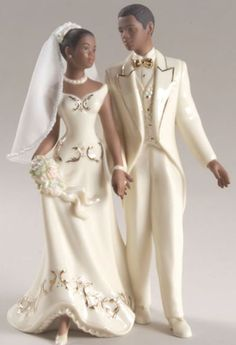 By:  Alexander V Wesley  [Dior Homme] 2013 african american wedding cake toppers 3 | This is beautiful :)