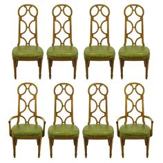 50's chairs by Mastercraft