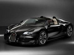 Bugatti has until now presented four special Veyron Grand Sport Vitesse from their Legend series, and here's another one, the fifth Making. It's Veyron Grand Sport Vitesse Black Bess, in honor of Bugatti Type 18 Black Bess, one of the most important Luxury Sports Cars, Sport Cars, Luxury Auto, Bugatti Veyron, Bugatti Cars, Bugatti 2016, Ferrari 458, Maserati, Lamborghini Gallardo