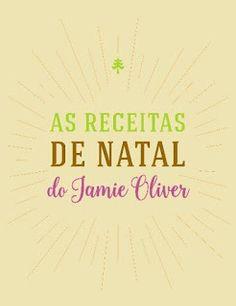 Sinfonia dos Livros: Porto Editora   As receitas de Natal de Jamie Oliv...